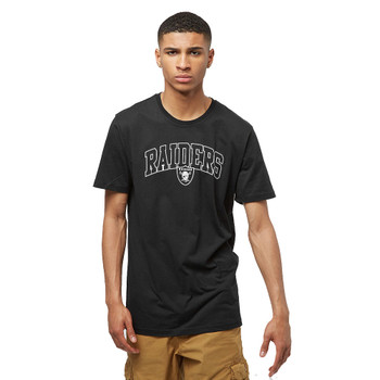 NEW ERA oakland raiders NFL timeless arch t-shirt [black]