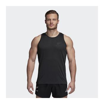 ADIDAS New Zealand all blacks rugby singlet [black]