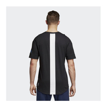 ADIDAS france FFR rugby t-shirt [black]