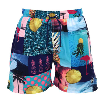 HAPPY SHORTS off field beach/ board shorts [big summer]