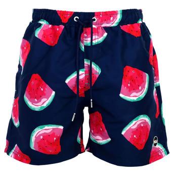 HAPPY SHORTS off field beach/ board shorts [watermelon]