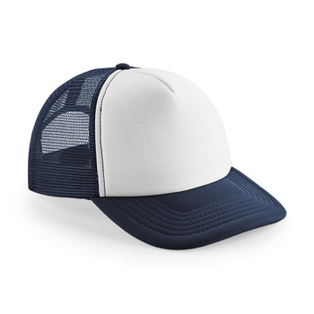 EGGCATCHER wollongong retro trucker cap [navy/white]