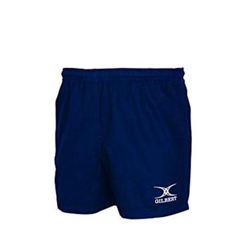GILBERT photon cotton rugby shorts senior [navy]