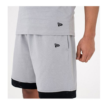 NEW ERA golden state warriors NBA Team shorts [grey]