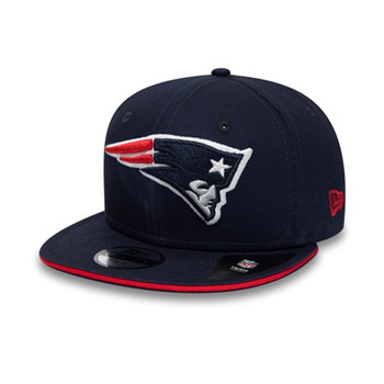 NEW ERA New England patriots 9fifty Team snapback [navy]