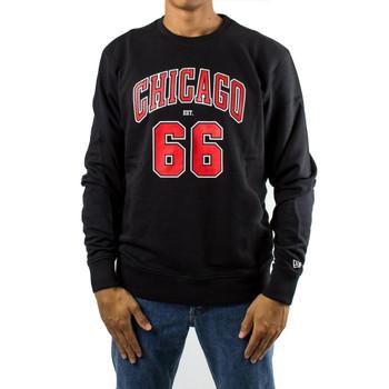 NEW ERA NBA Chicago Bulls Crew Neck Sweat [black]