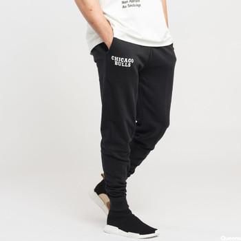 NEW ERA chicago bulls basketball NBA joggers / pants [black]