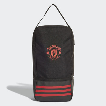 ADIDAS Manchester United football boot bag [black]