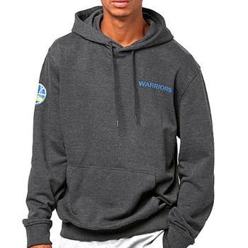 NEW ERA Golden State Warriors team apparel PO hoody [dark grey]