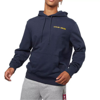 NEW ERA Cleveland Cavaliers team apparel PO hoody [Navy]