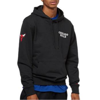 NEW ERA chicago bulls NBA team apparel PO hoody [black]