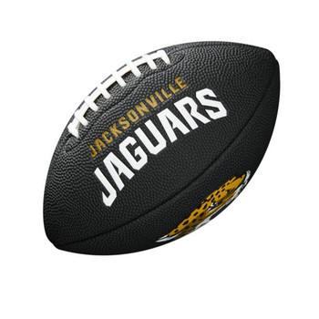 WILSON Jacksonville jaguars NFL mini american football [black]
