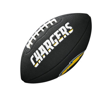 WILSON NFL LA Chargers Mini American Football [black]