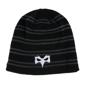 CCC ospreys rugby fleece beanie hat [anthracite]