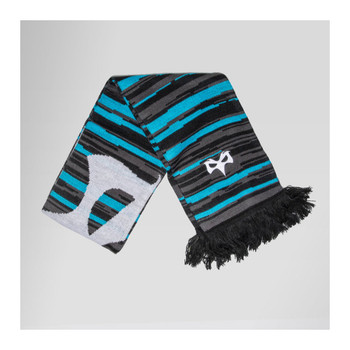 CCC ospreys rugby acrylic scarf [anthracite/blue]