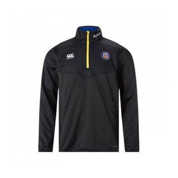 CCC Bath rugby thermoreg 1/4 zip top [anthracite]