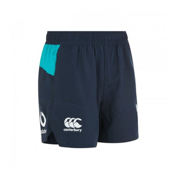 CCC Ireland IRFU 2018/19 Players Woven rugby gym shorts [navy blazer]