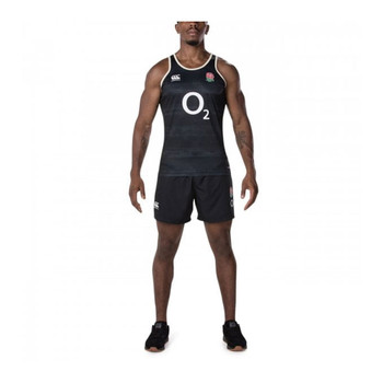 CCC england rugby vapodri poly singlet [anthracite]