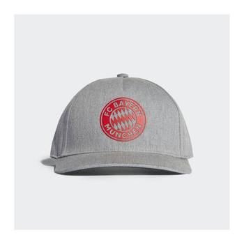 ADIDAS Bayern Munich football cap [carbon/red]