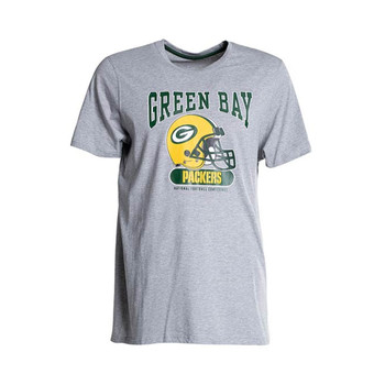 NEW ERA green bay packers NFL retro archie t-shirt [grey]