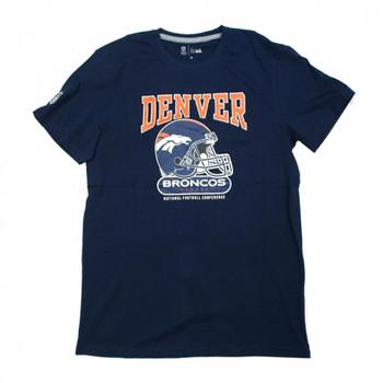 NEW ERA denver broncos NFL archie retro t-shirt [navy]
