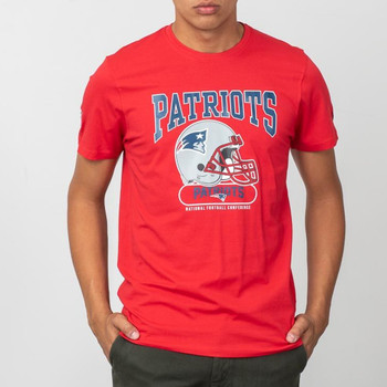 NEW ERA New England Patriots Archie Tee Shirt [red]