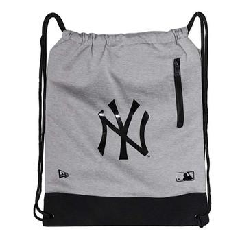 NEW ERA New York Yankees Premium Gym Bag  [grey]