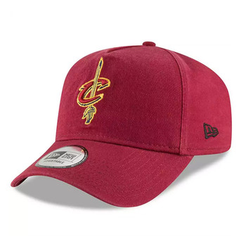 NEW ERA cleveland cavaliers adjustable NBA basketball cap [granat]