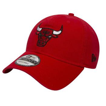 NEW ERA chicago bulls NBA adjustable 9twenty cap [red]
