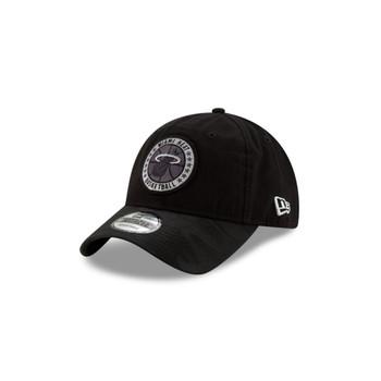 NEW ERA miami heat 9twenty adjustable NBA basketball Tip Off Series cap [black]