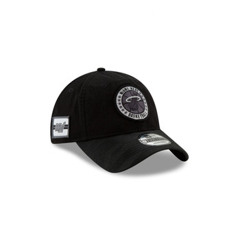 NEW ERA miami heat 9twenty adjustable NBA basketball Tip Off Series cap [black]