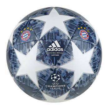 ADIDAS Bayern Munich Finale18 size 5 [white/silver]