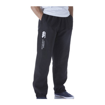 CCC cuffed stadium pant [black]