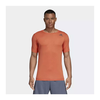 ADIDAS Freelift Fitted Tee [raw amber]