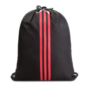 ADIDAS Manchester United Football Gym Bag [black/red]