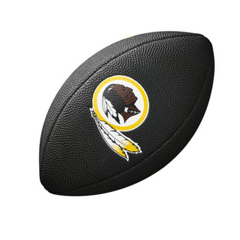 WILSON Washington Redskins NFL mini american football [black]