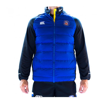 CCC Bath Rugby Thermoreg Hybrid Jacket 2018/19 [surf the web]