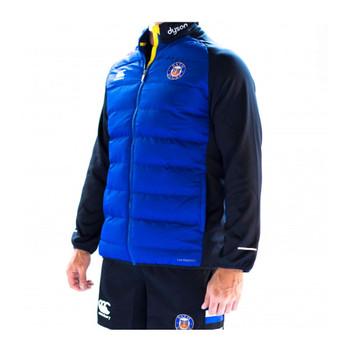 CCC Bath Rugby Thermoreg Hybrid Jacket 2018/19 [surf the web]