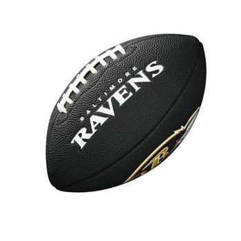 WILSON Baltimore Ravens NFL mini american football [black]