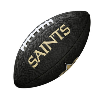 WILSON New Orleans Saints  NFL mini american football [black]