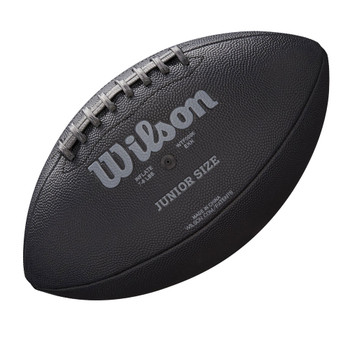 WILSON jet black NFL Junior american football [black]