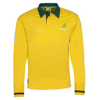 Brandco Australia Wallabies rugby Jersey [yellow]