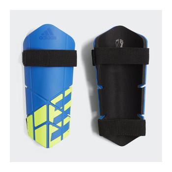 Adidas NEW Shin Pads X Lite  [blue/yellow]