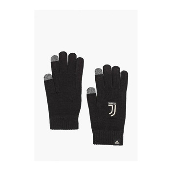 ADIDAS Juventus Knit Football Gloves [black]
