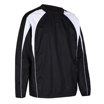 EGGCATCHER wagga wagga rugby contact top [black/white]