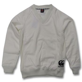 CCC cricket long sleeve overshirt [cream]