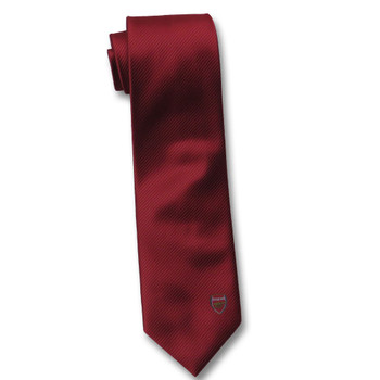 OFFICIAL arsenal football club tie [maroon]