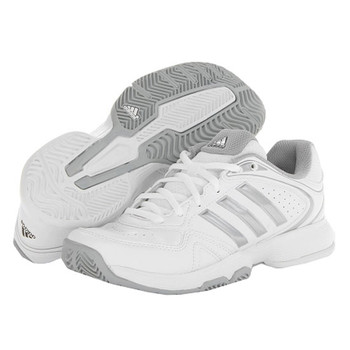 ADIDAS ambition VIII women's tennis shoe [white] - UK 7.5