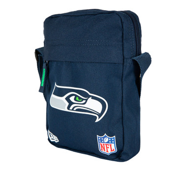 NEW ERA NFL Side Bag Seattle Seahawks Shoulder bag [navy]