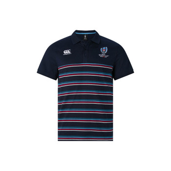 CCC Rugby World Cup 2019 Jersey Polo [navy/stripes]